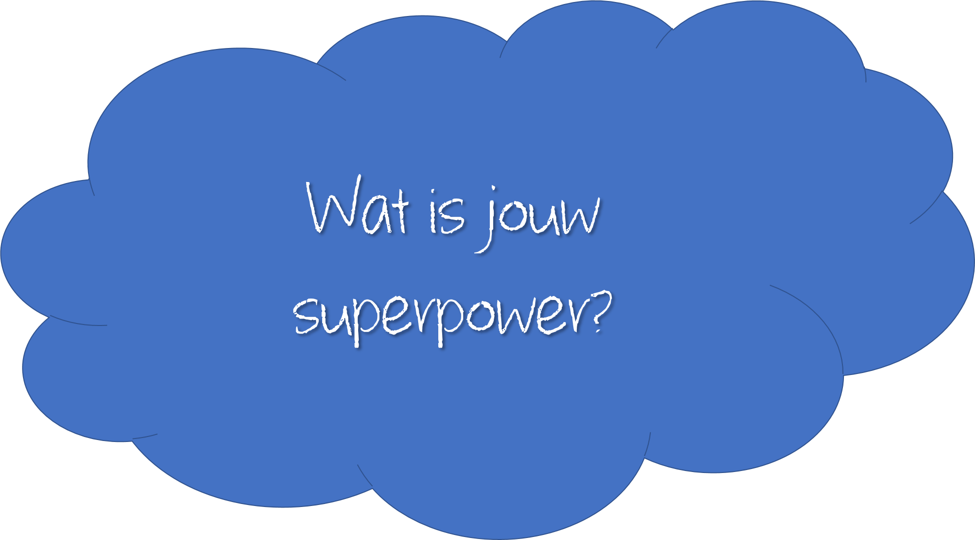 Jouw superpower